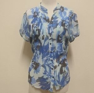 3for$20 button down blouse size medium